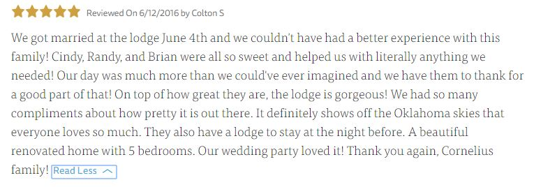 Tulsa Wedding Venues Reviews (3)