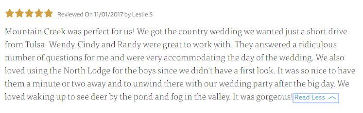 Tulsa Wedding Venues Reviews (4)